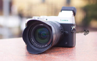 Обзор фотоаппарата Panasonic DMC-GX8Н