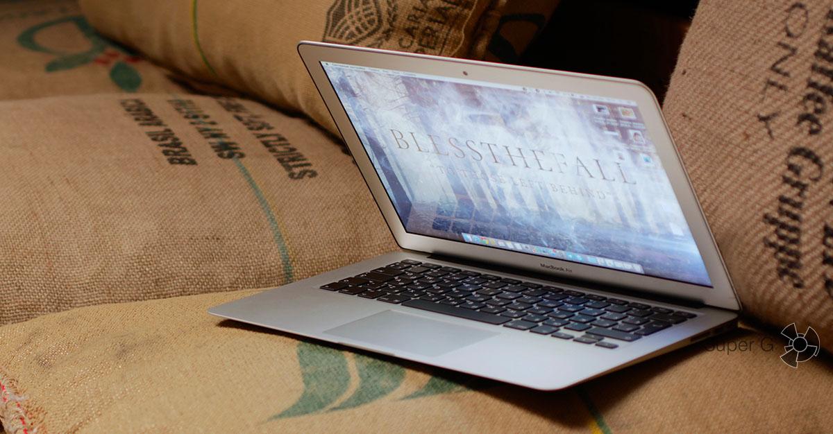 MacBook Air 13 A1466 производительность