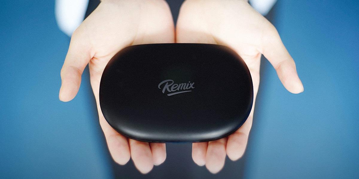 Мини-ПК Jide RM1G работает на базе Remix OS