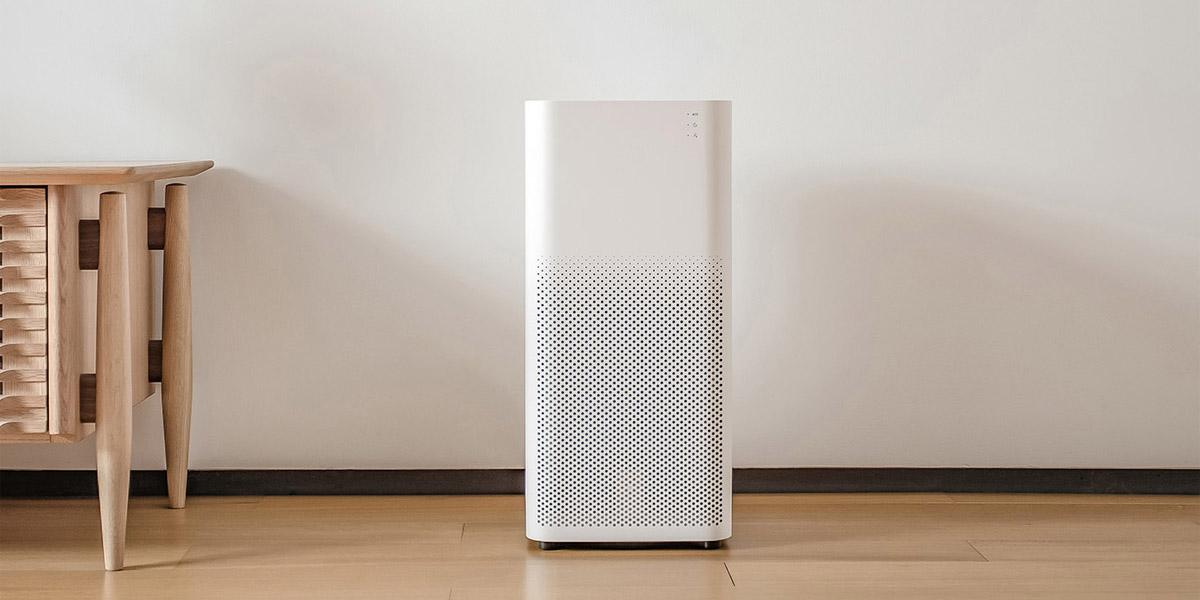 Очиститель воздуха Xiaomi Smart Mi Air Purifier цена