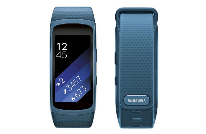 Слухи о хараткеристиках Samsung Gear Fit 2