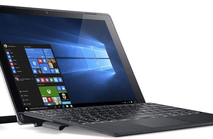 Характеристики Acer Aspire Swich Alpha 12