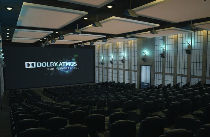 Что такое Dolby Atmos и почему это стоит попробовать