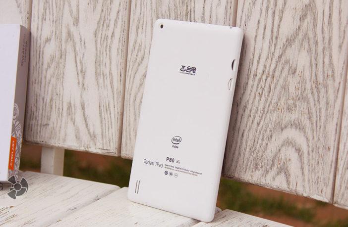 Обзор планшета Teclast TPad P80 3G