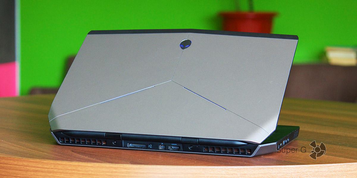 Обзор Dell Alienware 13