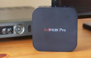 Обзор ТВ-приставки Wintel W8 Pro