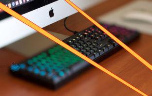 Обзор игровой клавиатуры Logitech G810 Orion Spectrum