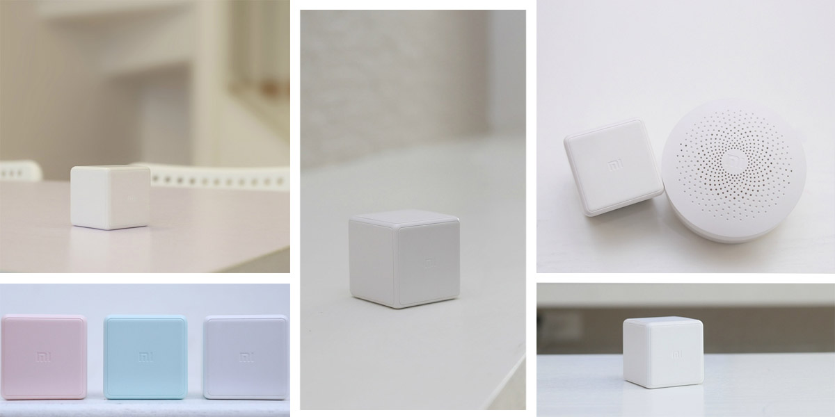 Xiaomi Cube пульт управления бытовой техникой или умным домом