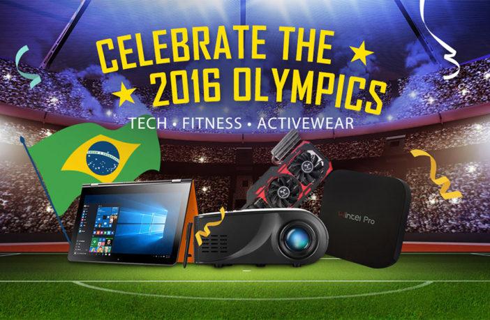 Готовимся к летней Олимпиаде 2016 в Рио-де-Жанейро
