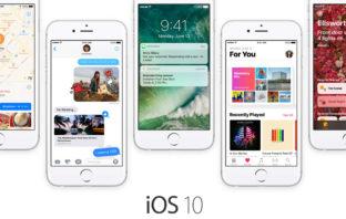 Десять главных фишек iOS 10