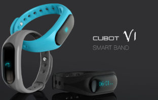 Краткий обзор характеристик фитнес-трекера Cubot V1