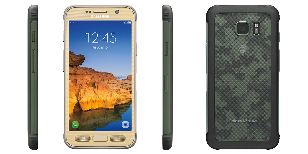 Краткий обзор характеристик Samsung Galaxy S7 Active
