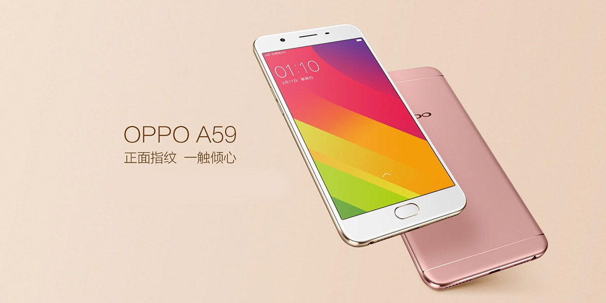 Краткий обзор Oppo A59