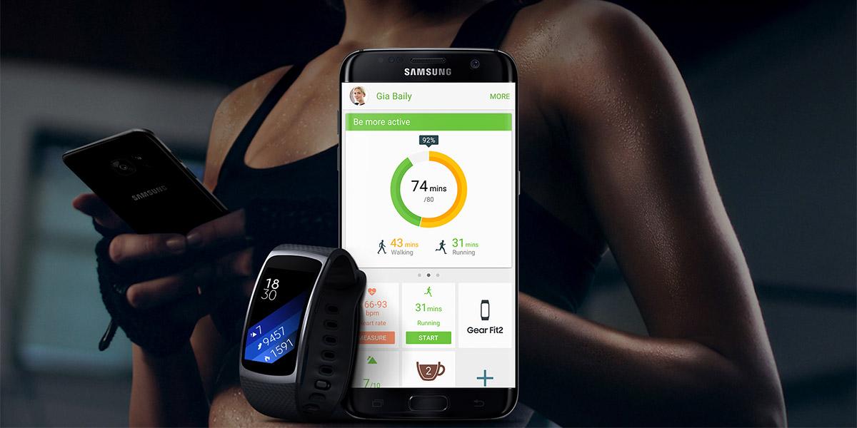 Характеристики, дата выхода и цена Samsung Gear Fit 2