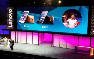 Moto Z и Moto Z Force - новые флагманы от Lenovo