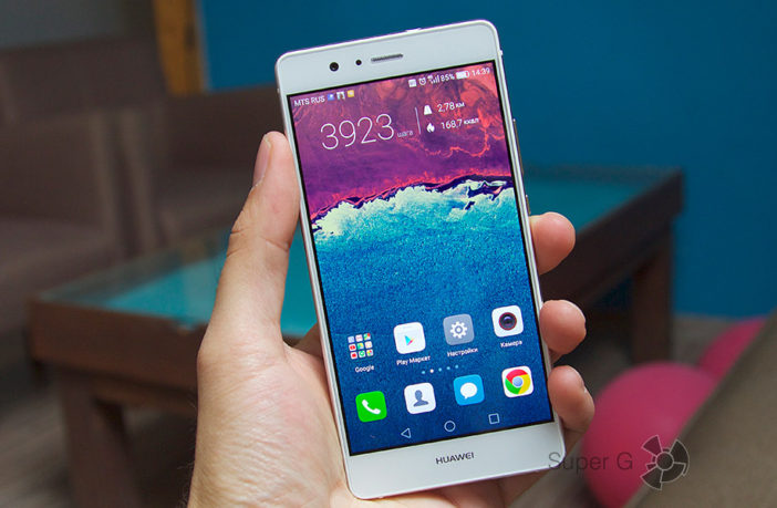 Обзор смартфона Huawei P9 Lite