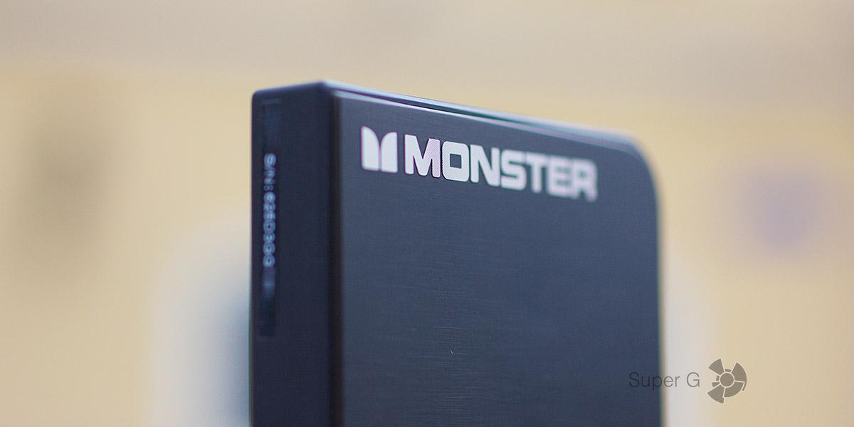 Выходной обзор. Тестим портативный аккумулятор Monster PowerСard Turbo