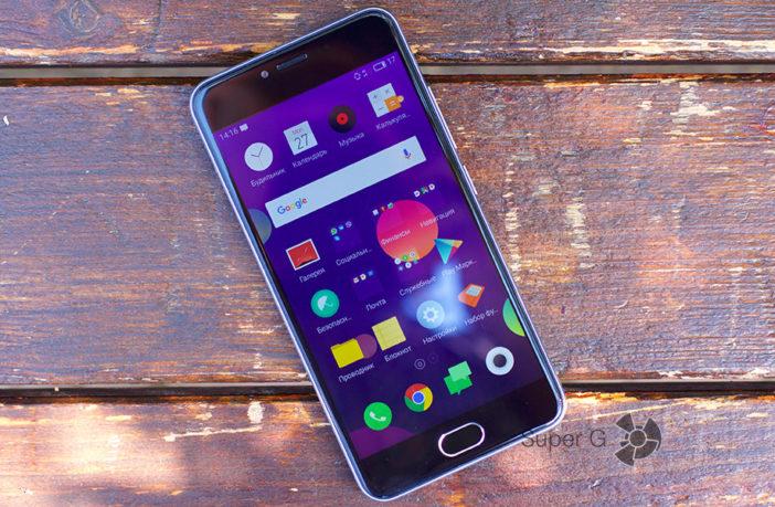 Обзор смартфона Meizu M3 mini