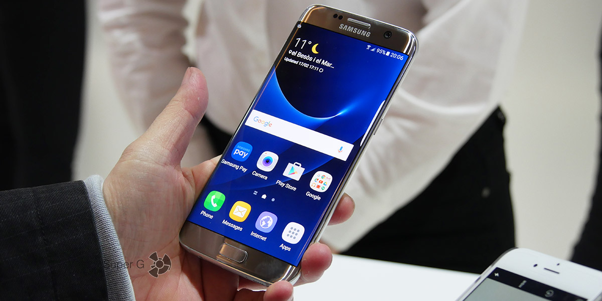 Как продать подделку Samsung Galaxy S7 на Avito