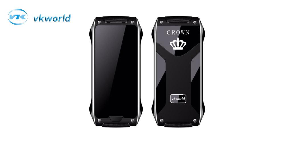 Vkworld Crown V8 известные характеристики и обзор