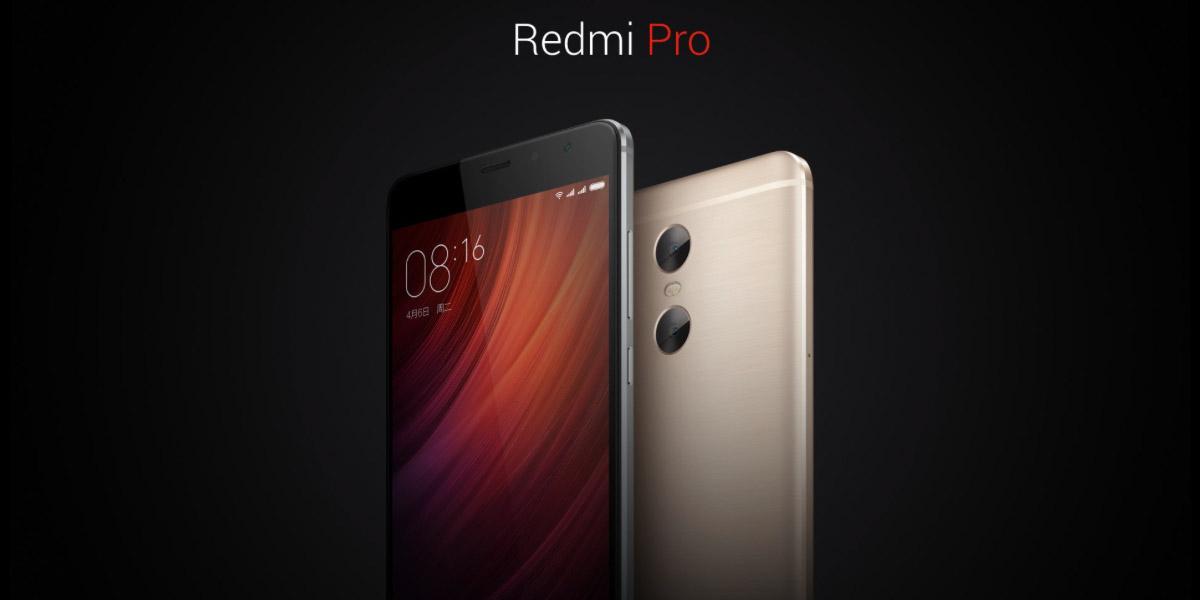 Краткий обзор Xiaomi Redmi Pro и технические характеристики