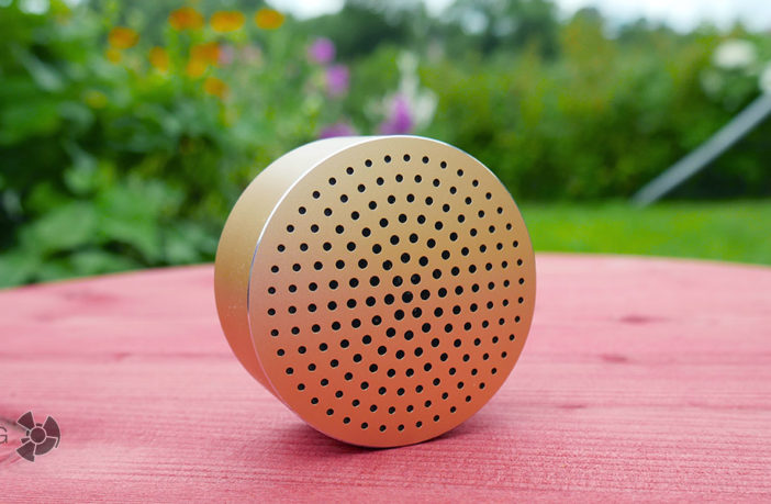 Обзор колонки Xiaomi Mi Portable Bluetooth Speaker