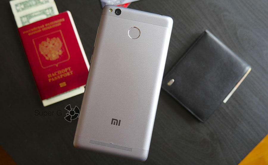 телефон xiaomi redmi 3s цена характеристики