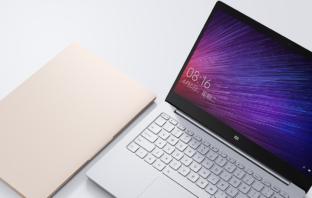 Xiaomi Mi Notebook Air краткий обзор ноутбука