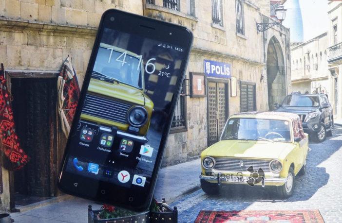 Обзор смартфона Fly Cirrus 4 FS507
