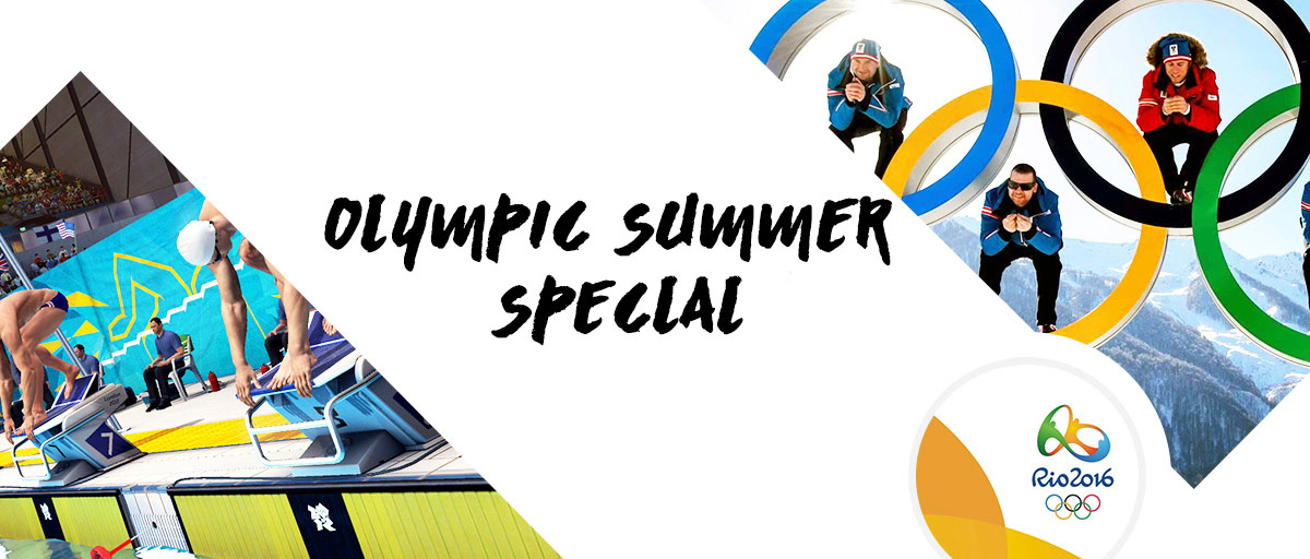 Олимпиада в Рио - праздник спорта и распродаж в Китае