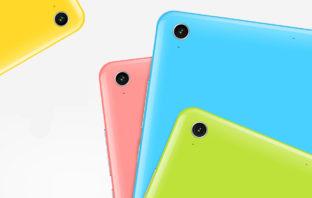 Цвета и хараткеристики Xiaomi Mi Pad на 64 ГБ
