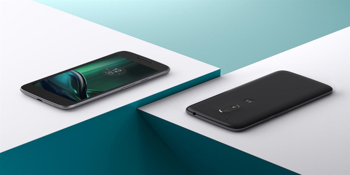 Lenovo представила в России смартфон Moto G4 Plus