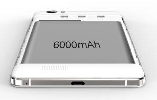 Oukitel K6000 - смартфон и портативный аккумулятор в одном флаконе