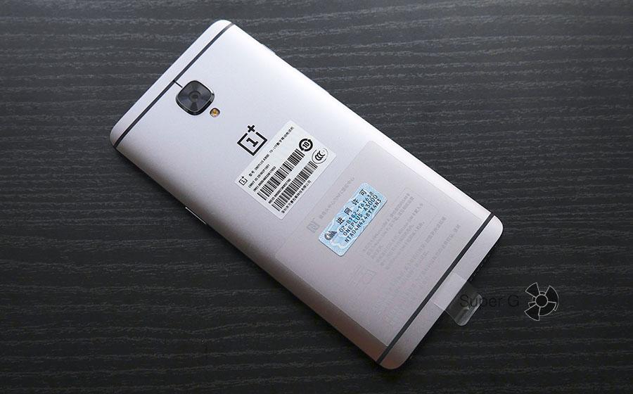 Как проверить OnePlus 3 на оригинальность