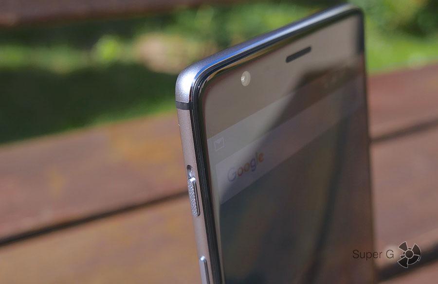 Переключатель режимов оповещения в OnePlus 3