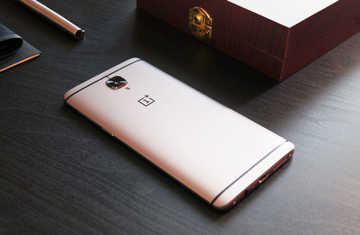 Быстрая зарядка Dash Charge в OnePlus 3