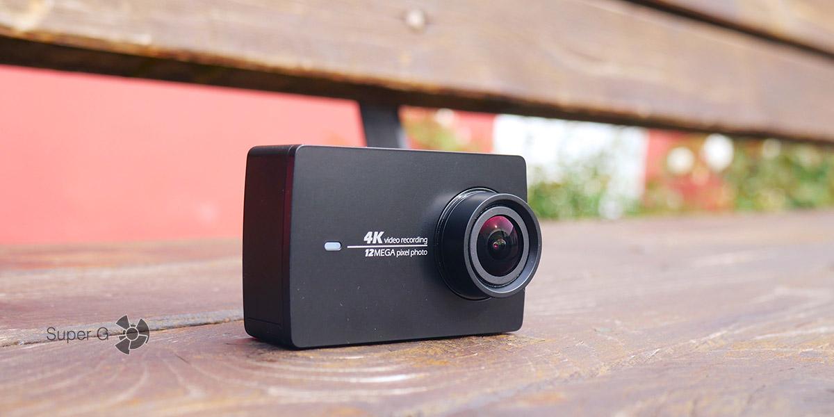 Обзор экшн-камеры Yi 4K Action Camera