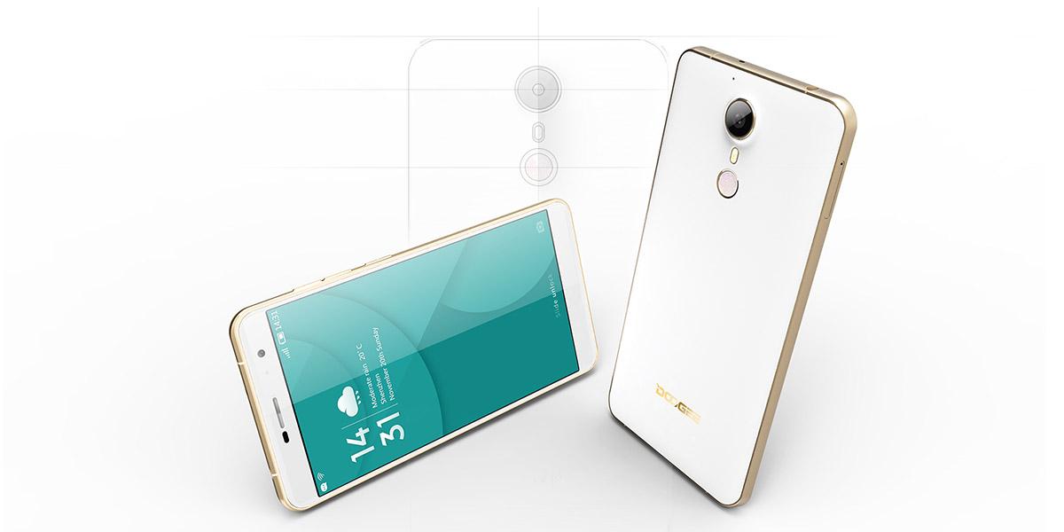 Смартфоны Doogee F7 и F7 Pro официально в продаже