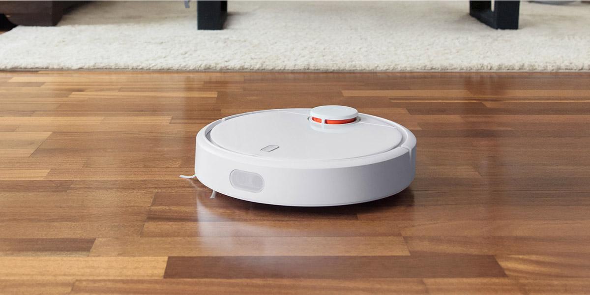 Характеристики Xiaomi Mi Robot Vacuum