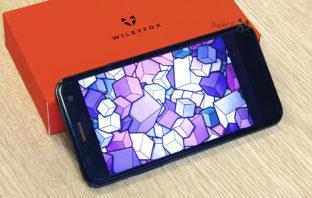 Обзор смартфона Wileyfox Spark