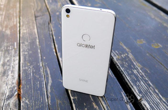 Обзор Alcatel Shine Lite - лучший доступный смартфон с IFA 2016