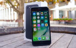 Большой и полный обзор iPhone 7