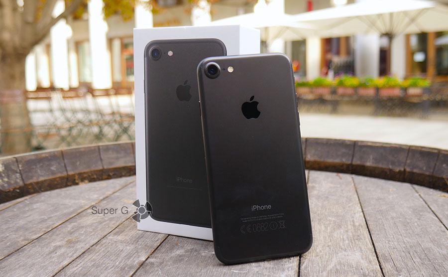 Комплект iPhone 7