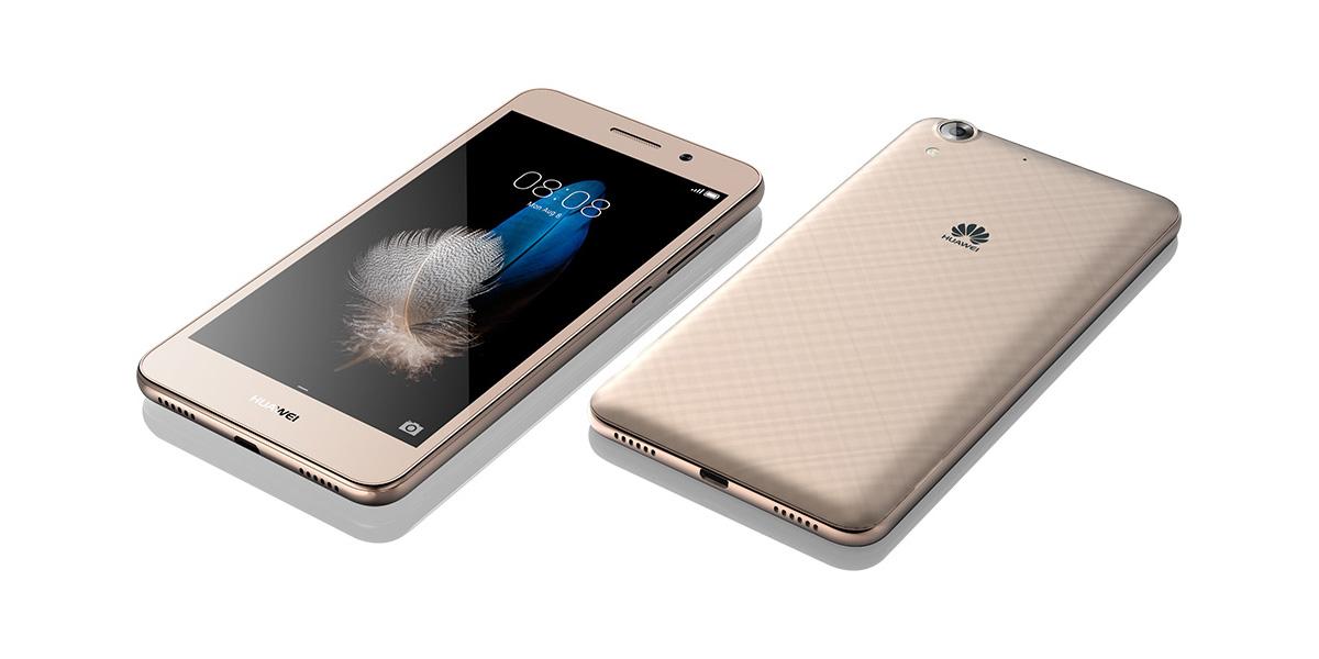 Huawei Y6II - общий вид