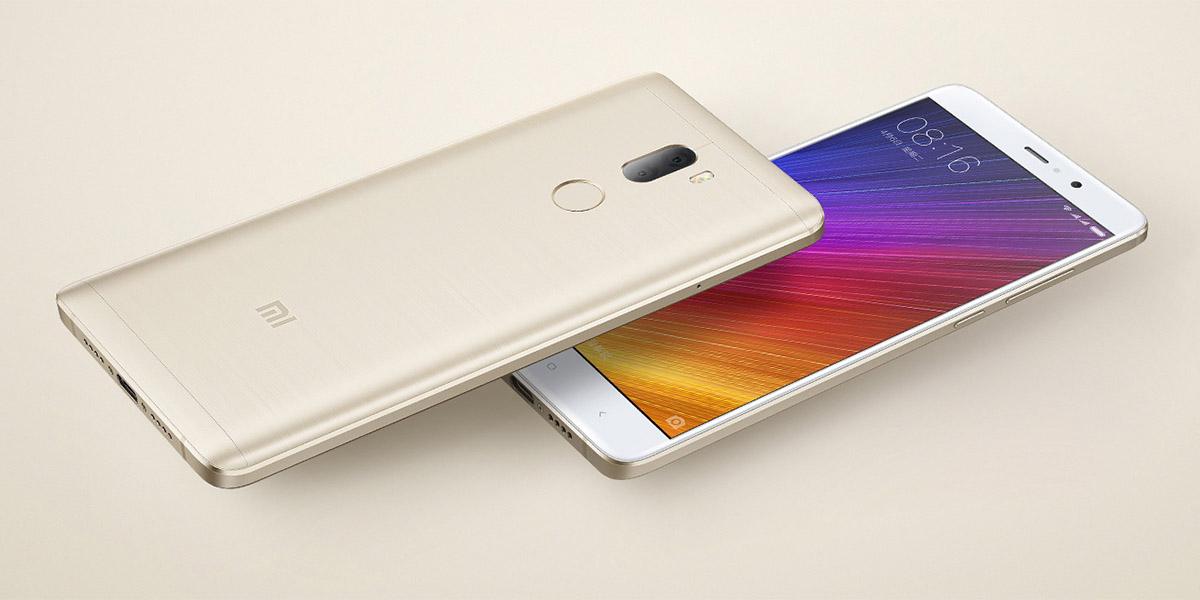 Купон на покупку Xiaomi Mi5S Plus