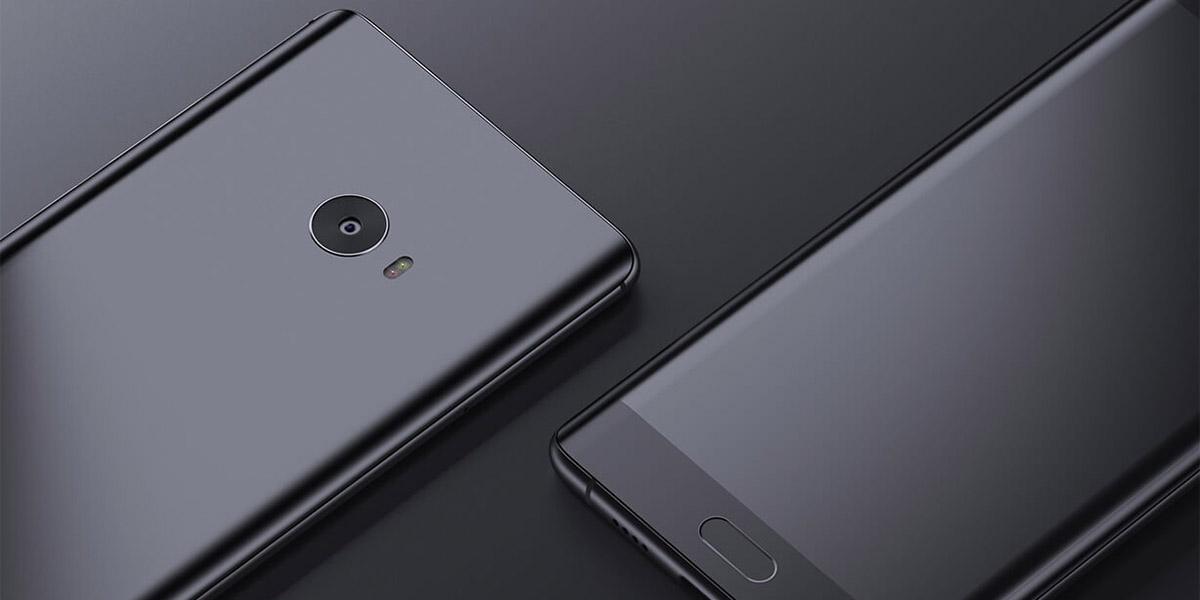 Быстрый обзор смартфона Xiaomi Mi Note 2