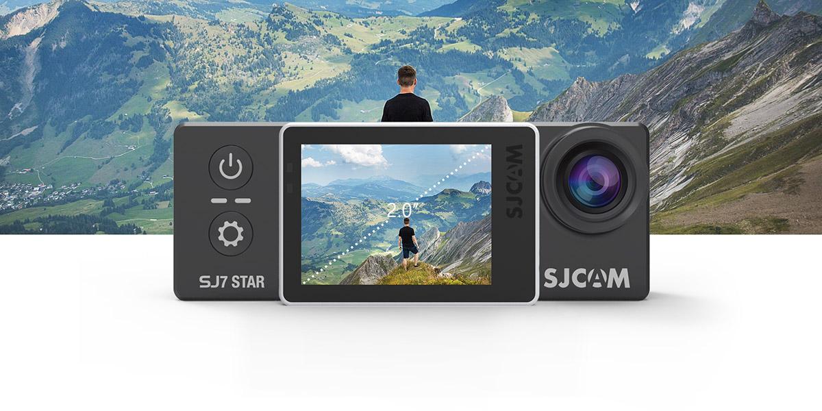 4K-экшн-камера SJCAM SJ7 Star