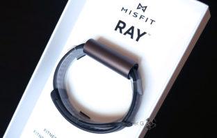 Обзор фитнес-трекера Misfit Ray
