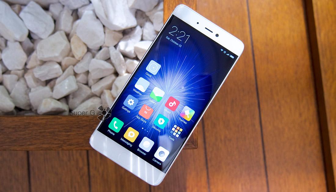 Дисплей Xiaomi Mi5S 5,5 дюймов