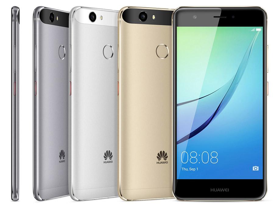 Huawei Nova первого поколения